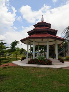 Gazebo near Big Buddha